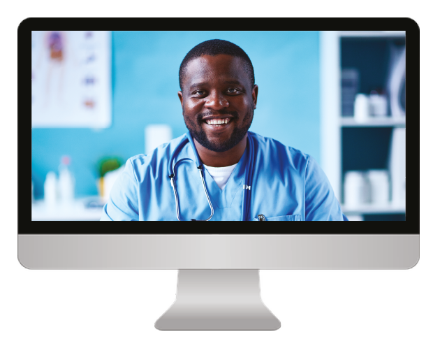 iMac - Virtual Clinics - integrated patient care NHS